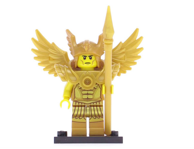 Lego Series 15 Minifigure - Flying Warrior