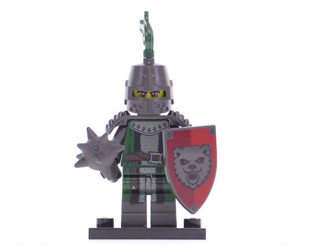 Lego Series 15 Minifigure - Frightening Knight