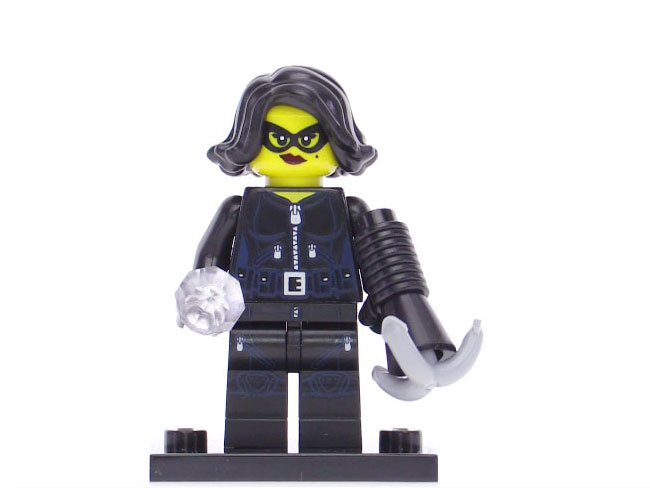 Lego Series 15 Minifigure - Jewel Thief