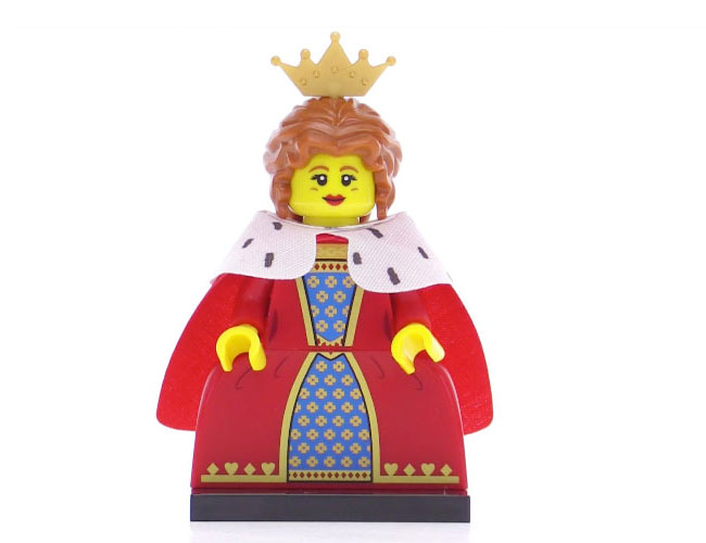 Lego Series 15 Minifigure - Queen